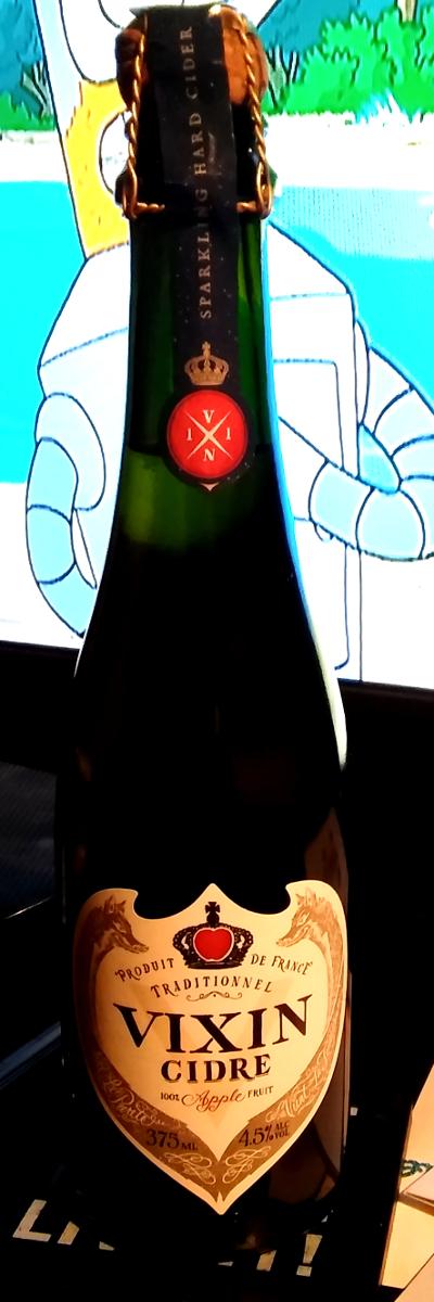 Vixin Cidre Apple