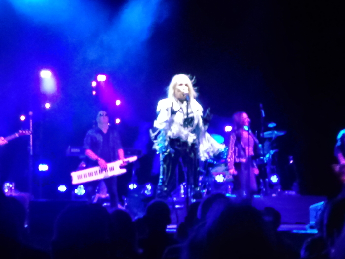 Kim Wilde, Sage Gateshead, 16th April 2018