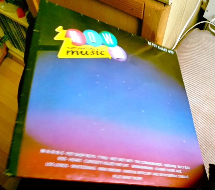 Now! #10 vinyl record