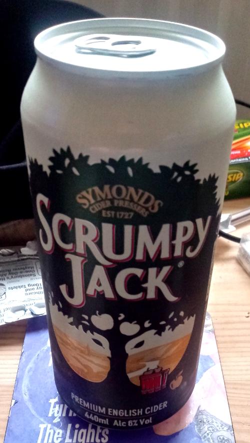 Scrumpy Jack
