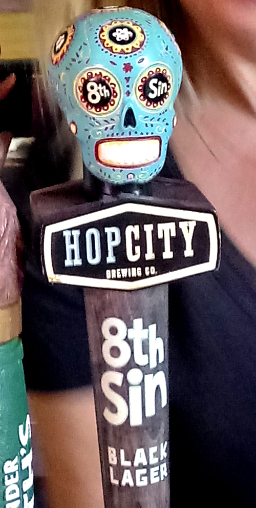Hop City 8th Sin