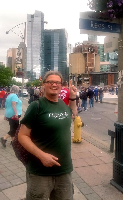 Rees Street, Toronto