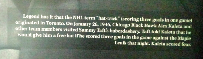 'Hat-trick'