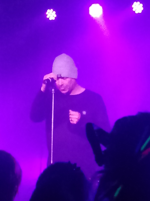 Mesh at Infest 2018
