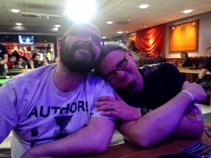 Matt and Geth