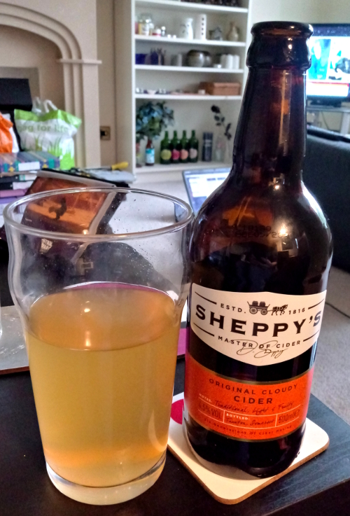 Sheppy's Original Cloudy Cider