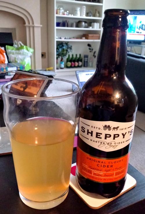 Sheppy's Original Cloudy Cider