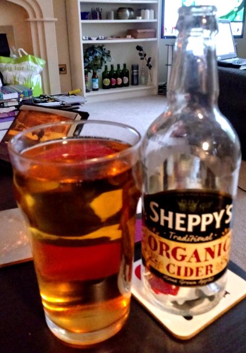 Sheppy's Organic Cider