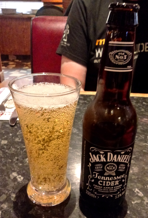 Jack Daniel's Tennessee Cider