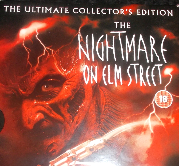 Nightmare On Elm Street boxset