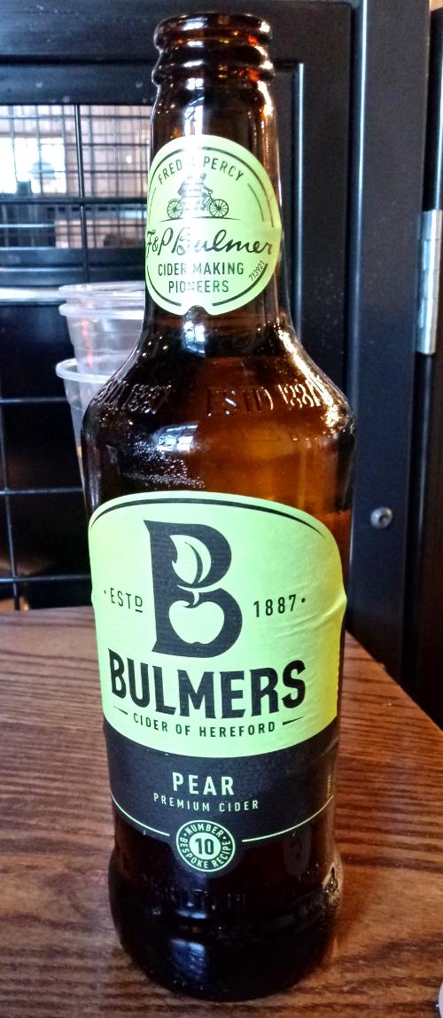 Bulmers Pear