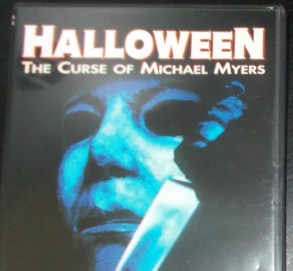 Halloween 6 DVD