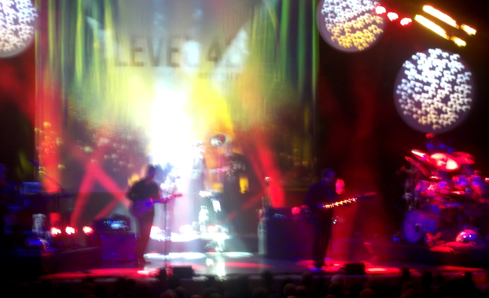 Level 42 at Sage Gateshead