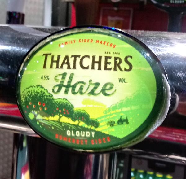 Thatchers Haze