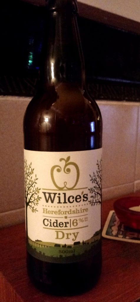 Wilce's Herefordshire Dry Cider