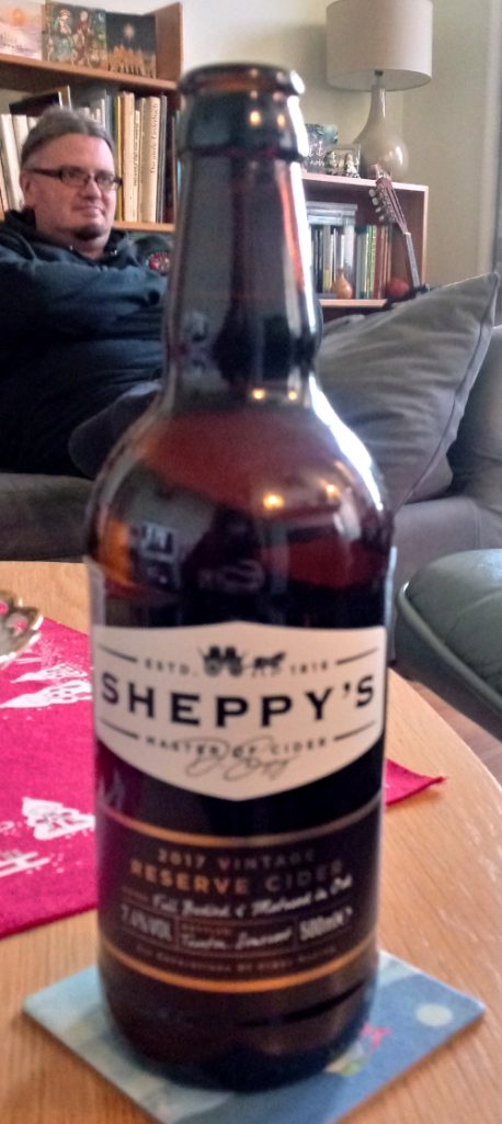 Sheppy's 2017 Vintage Reserve