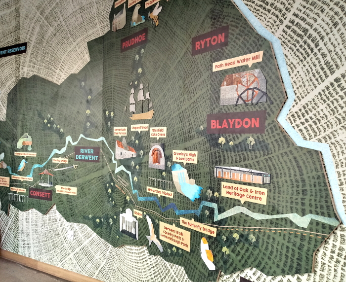 Land of Oak & Iron diagram