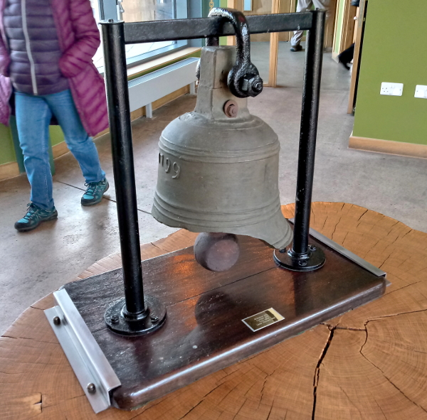 Bell at Land of Oak & Iron