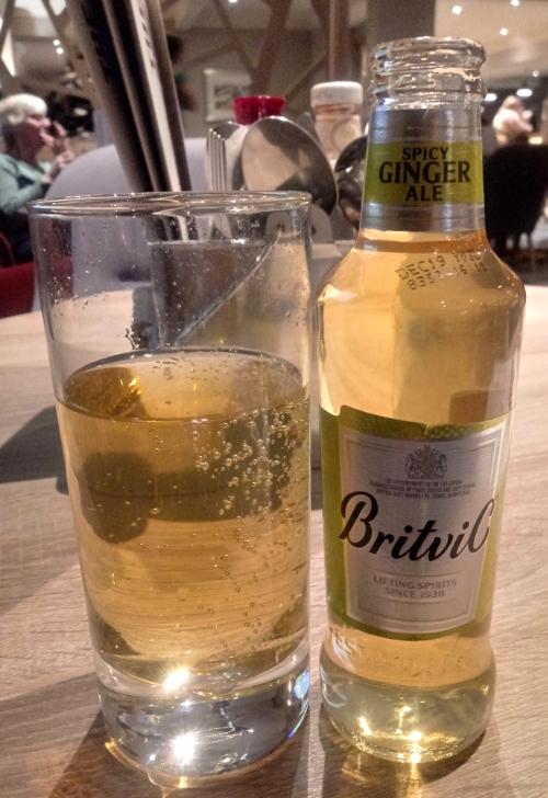 Britvic Ginger Ale