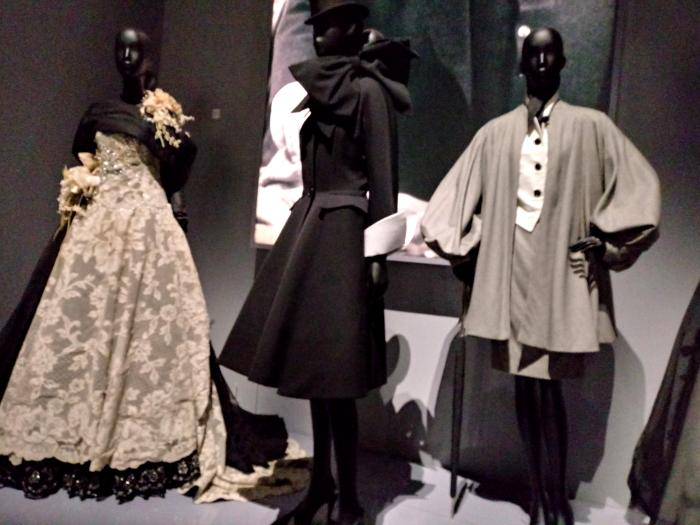 Christian Dior: Designer of Dreams exhibit