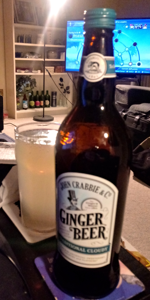 John Crabbie & Co Ginger Beer