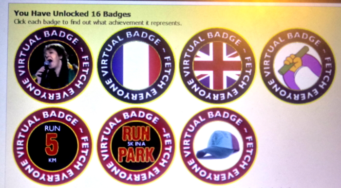 Fetch Everyone badges