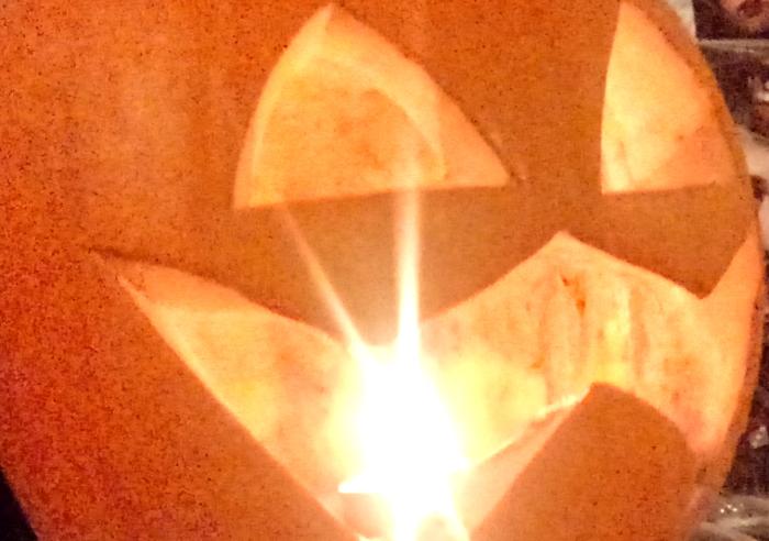 Hallowe'en lantern