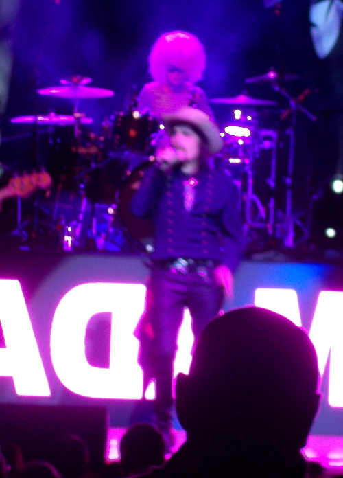 Adam Ant at Sage Gateshead