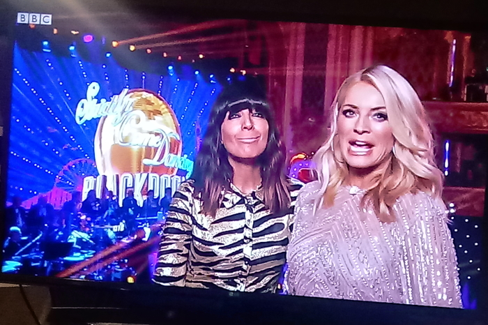 Strictly results show