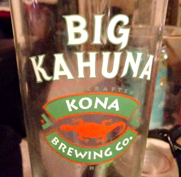 Big Kahuna glass
