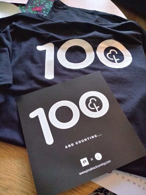 parkrun 100 top
