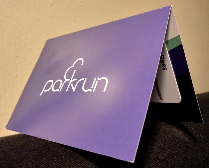 parkrun barcode pack