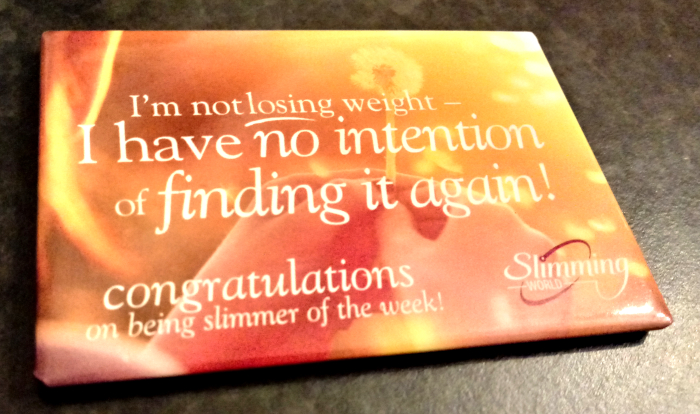 Slimming World fridge magnet