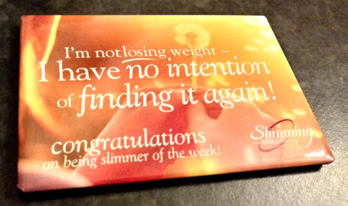 Slimming World fridge magnet