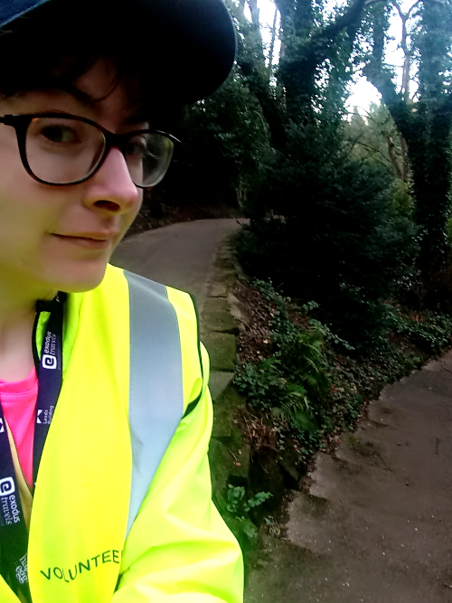 parkrun volunteering