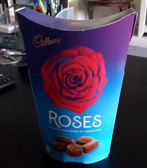 Cadbury's Roses