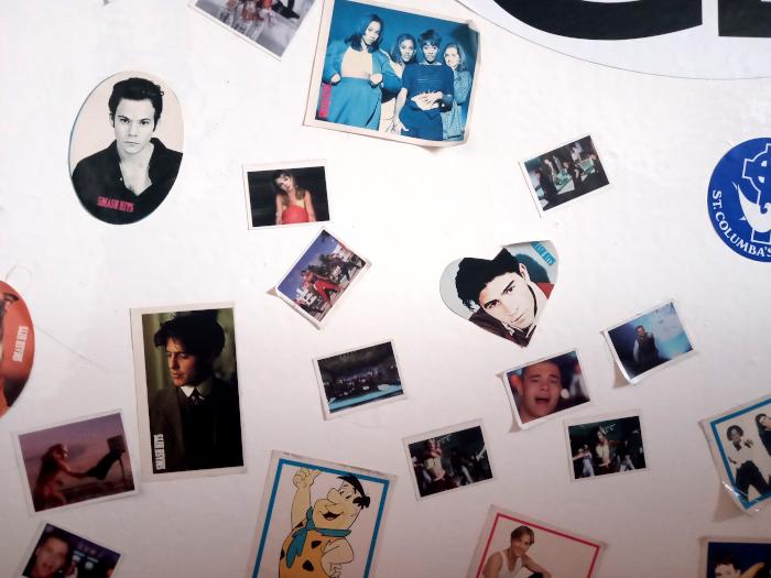1990s pop stickers