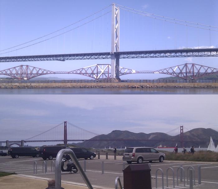 Various bridges, 2011
