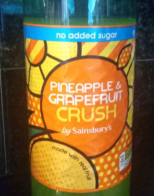 Sugar-free juice