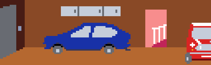 Pixel garage take two
