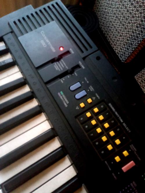 1990s keyboard