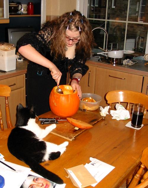 Hallowe'en 2004