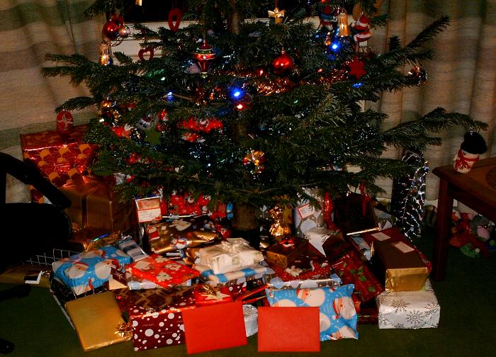 Christmas presents, 2007