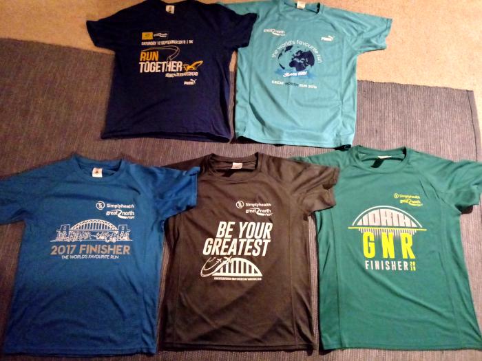 GNR t-shirts