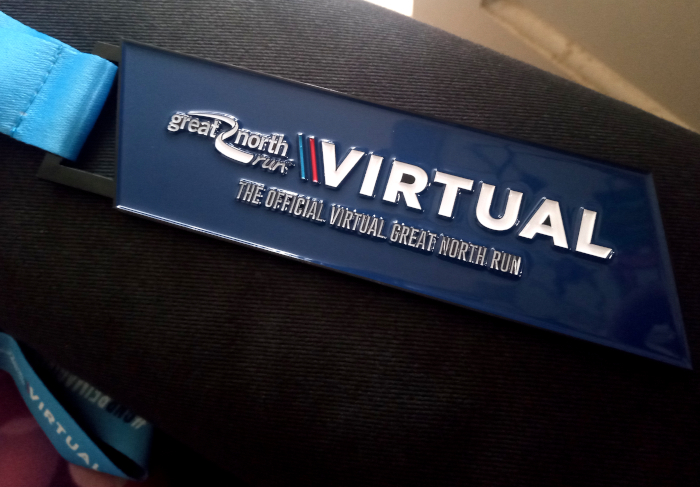 Virtual GNR medal