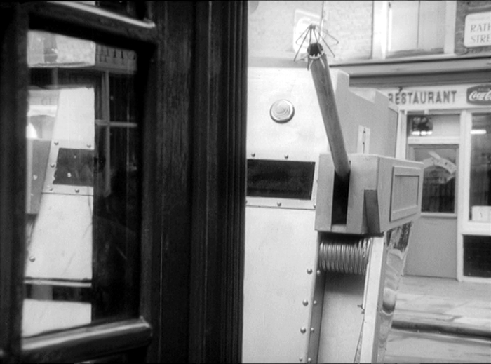 Doctor Who, 'The War Machines' (1966)