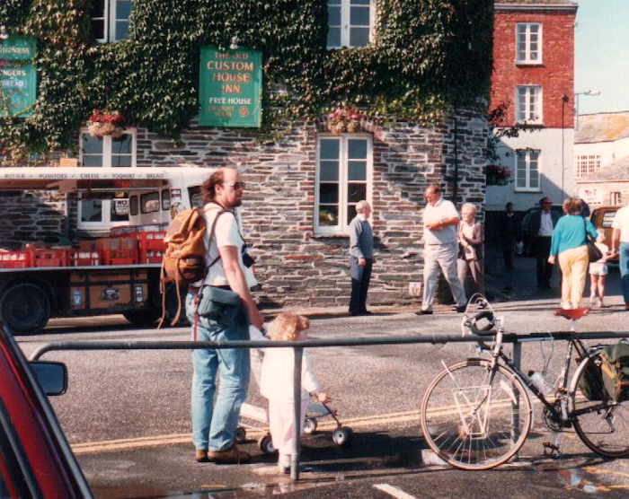Padstow, September 1987