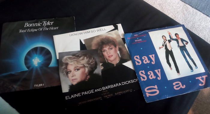 '80s 7-inch singles