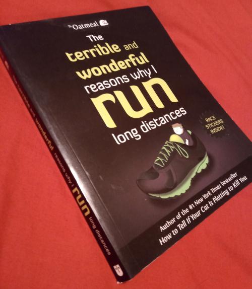 The Oatmeal running book