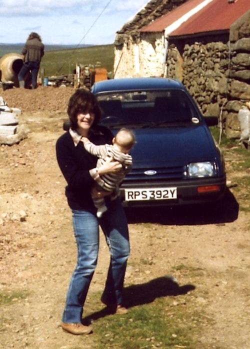 '80s Ford Escort
